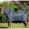 MANTA AMIGO INSULATOR PLUS PONY MEDIUM CUADRA CON CUBRECUELLO