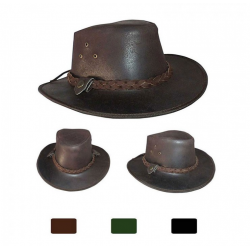 Sombrero Australiano Marron