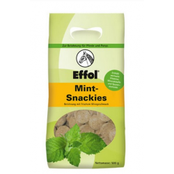 Effol Caramelos -Mint-Snackies- 0.5Kg.