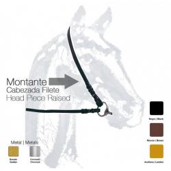 Montante Cabezada P/ Filete