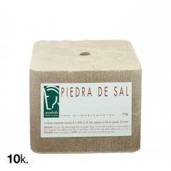 ZALDI PIENSO COMPLEMENTARIO PIEDRA SAL 10kg