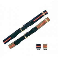 Cinturon Elastico C/ Bandera Española