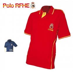 Camisa-Polo RFHE M/corta