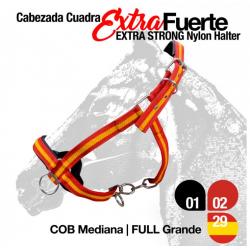 CABEZADA CUADRA EXTRA FUERTE