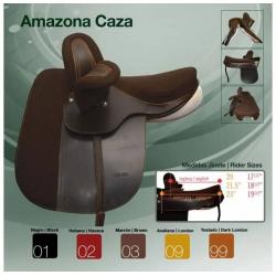 Silla Zaldi Amazona Caza