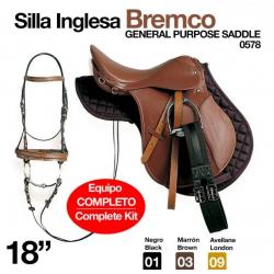 SILLA INGLESA BREMCO (EQUIPO COMPLETO)