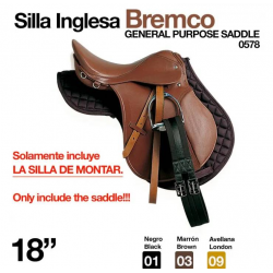 SILLA INGLESA BREMCO