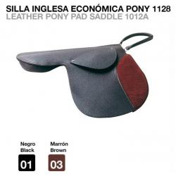 SILLA INGLESA ECONÓMICA PONY 1128
