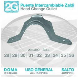 PUENTE INTERCAMBIABLE 2G
