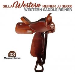 SILLA WESTERN REINER JJ SE00091