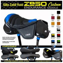 SILLA ZALDI ENDURANCE RAID Z950 CARBON