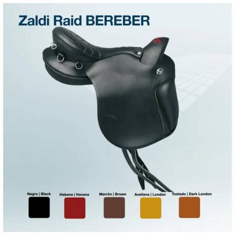 SILLA ZALDI RAID BEREBER