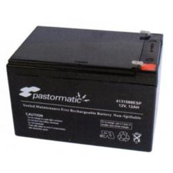 Bateria Recargable Pastormatic 1500Lcd 12V