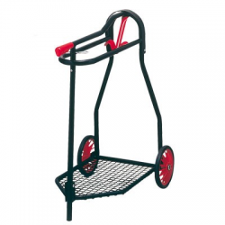 Portasilla Plegable C/ruedas
