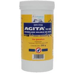 AGITA 10 WG  Insecticida antimoscas