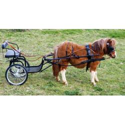 Enganche Hungara Tronco Pony Gomez