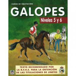 Libro: Curso Equitacion. Galope Nº 5 Y Nº 6
