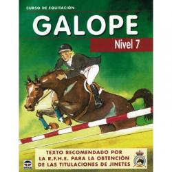 Libro: Curso Equitacion. Galope Nº 7