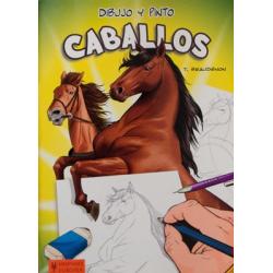 Libro: Dibujo Y Pinto Caballos (T.beaudenon)