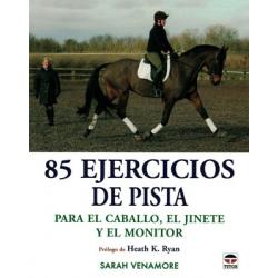 Libro: 85 Ejercicios De Pista (Sarah Venamore)
