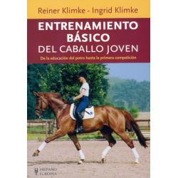 Libro: Entrenamiento Basico Del Caballo Joven