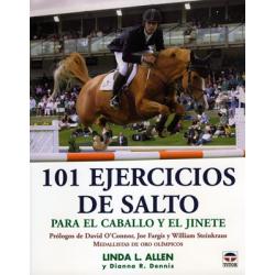 Libro: 101 Ejerc.de Salto Para El Cab. Y El Jinete