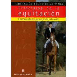 Libro: Principios De La Equitacion (F.e.a.)
