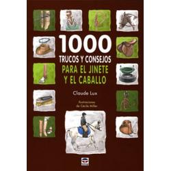 Libro: 1000 Trucos Y Consejos Jinete&caballo