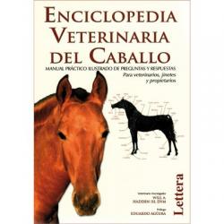 Libro: Enciclopedia Veterinaria Del Caballo