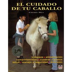 Libro: El Cuidado De Tu Caballo (C. Hill)