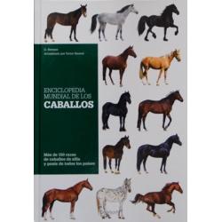 Libro: Enciclopedia Mundial Caballos