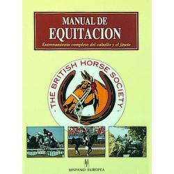 Libro: Manual De Equitacion (Tbs)