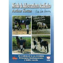 Dvd: A. Kottas Nº1 El Caballo A La Cuerda