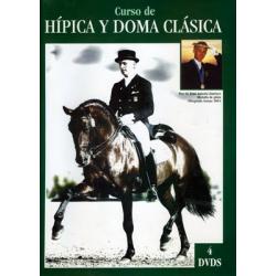 Dvd: Curso De Doma Clasica Cl-005