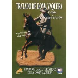 Dvd: A La Vaq. Trab. Caracteristicos De La Doma Vaquera