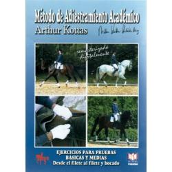 Dvd: A. Kottas Nº3 Metodo De Adiestramiento