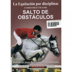 Dvd: Curso Practico Salto De Obstaculos I