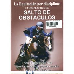 Dvd: Curso Practico Salto De Obstaculos Ii