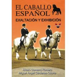 Dvd: El Caballo Español Exaltacion Y Exhibici