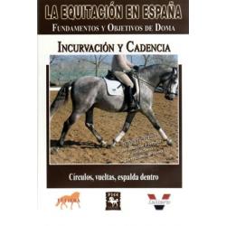 Dvd: Equitacion/españa.incurvacion Y Cadencia