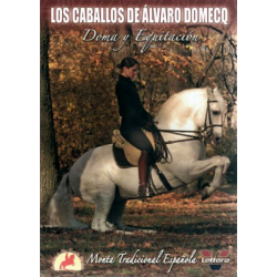 Dvd: Los Caballos De Alvaro Domeq (Doma Y Equitacion)