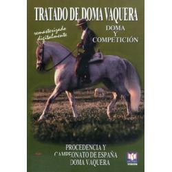 Dvd: A La Vaq. Proced. Y Campeonatos De D.Vaquera
