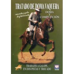Dvd: A La Vaq. Trab.al Galope en 2 Pistas Y Trocado