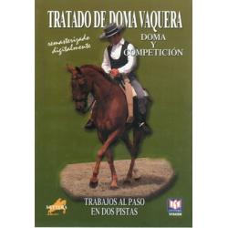 Dvd: A La Vaq. Trabajos Al Paso En Dos Pistas