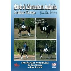 Dvd: A. Kottas Nº4 Enseñanzas Avanzadas