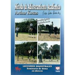 Dvd: A. Kottas Nº7 Lecciones Magistrales