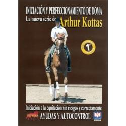 Dvd: Arthur K. Ayudas Y Autocontrol