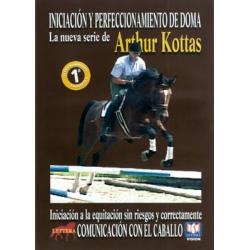 Dvd: Arthur K. Comunicacion Con El Caballo