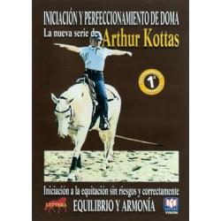 Dvd: Arthur K. Equilibrio Y Armonia