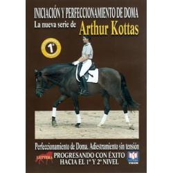 Dvd: Arthur K. Prog.c/exito Hacia El 1º Y 2º Nivel